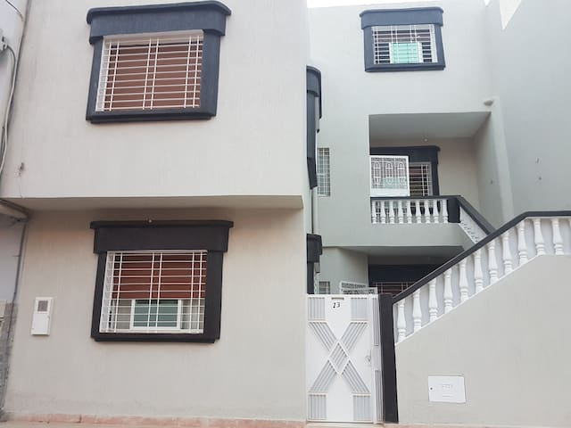Very nice appartement en 1er étage
