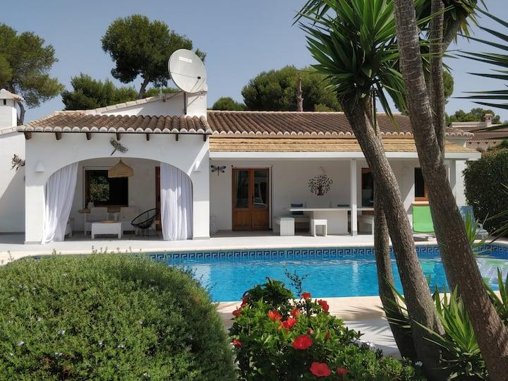 JAVEA Balcon al Mar maison / villa à 5 mn de tout
