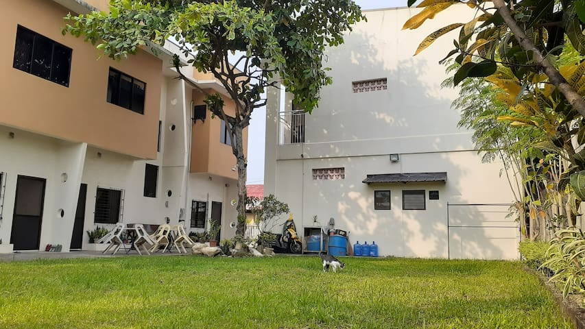 2BR European Apartment Fully Air-conditioned
