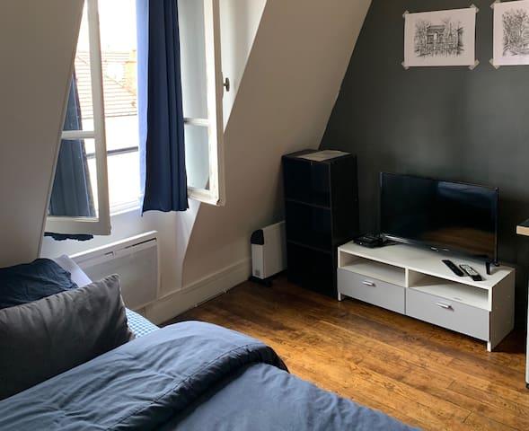 Appartement rue Montmartre