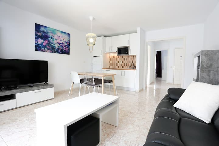 T412. Apartment in Costa Teguise.