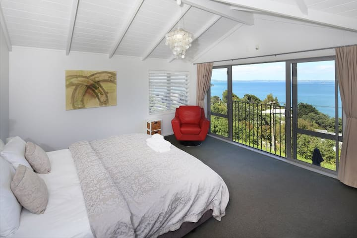 Stunning sea views from every room