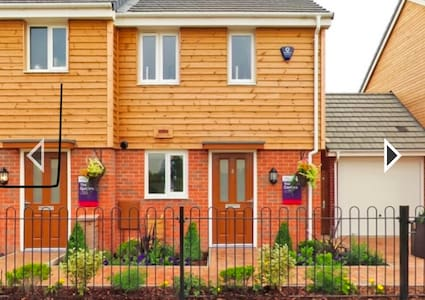 2 Bed Semi Detached New Build House