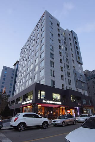 C+Residence Hotel - Hwaseong-si - Apartament