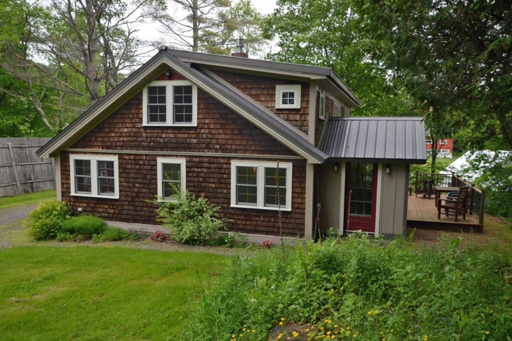 The Martini Cottage Houses for Rent in Stowe Vermont