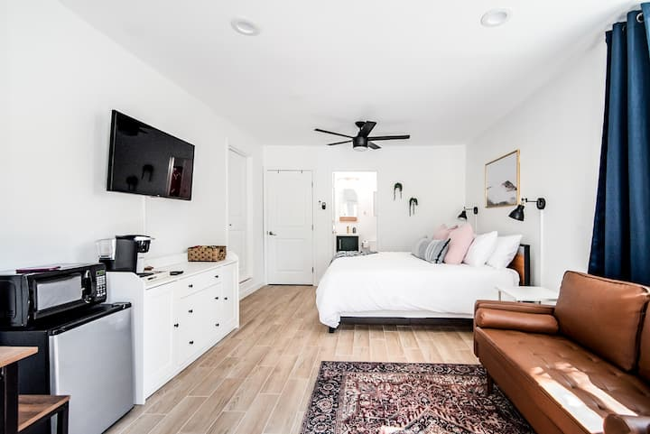 Fully Renovated Boho Modern Guest Suite