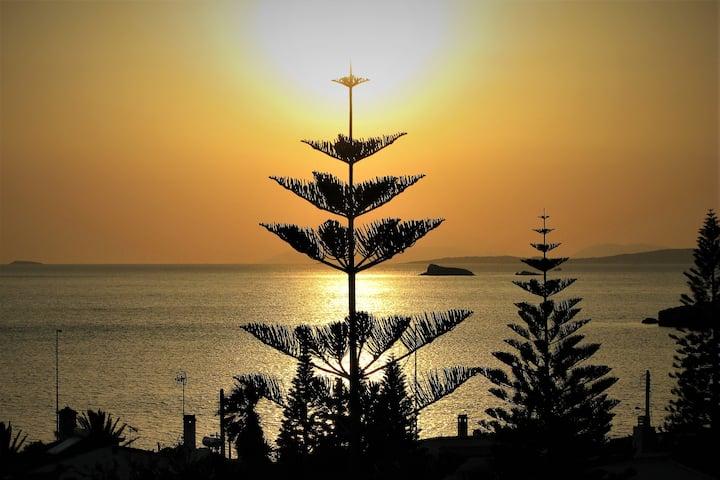 Classic Panoramic Sea View Mezonete