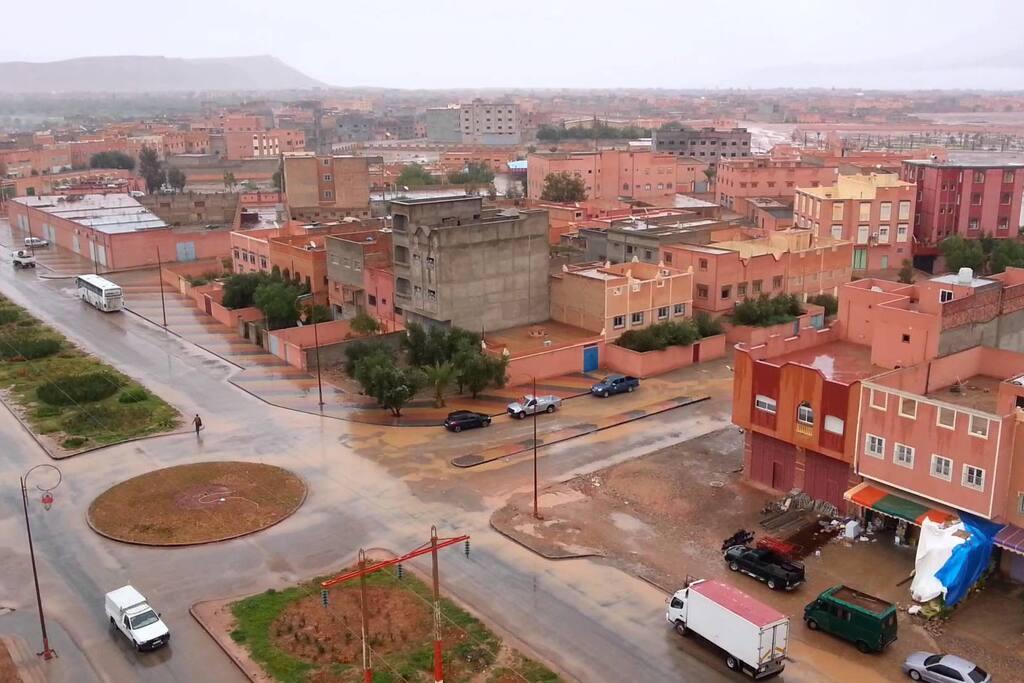séjour centre ville de tinghir