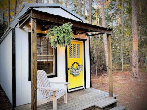Porch in the Pines