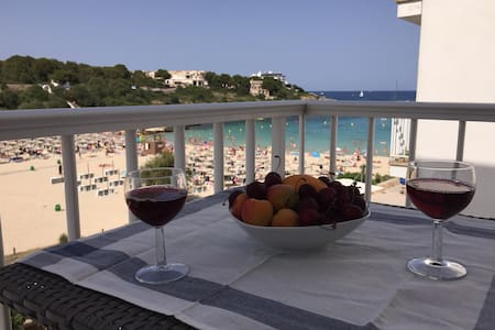 Romantic stay at the beach of Cala Marcal - Porto Colom  - Pis