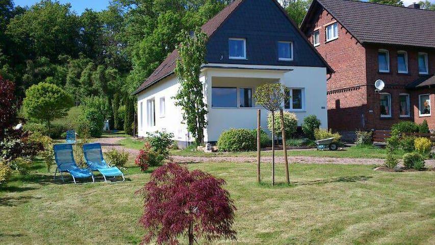 Ferienwohnung direkt an der Weser - Hehlen - Apartment
