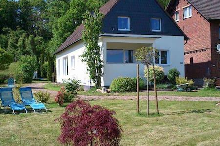 Ferienwohnung direkt an der Weser - Hehlen
