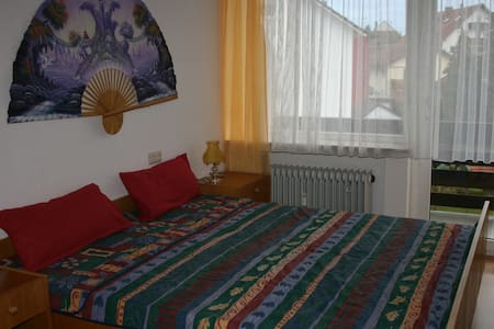 Zimmer im Herzen von Bad Wörishofen - Bad Wörishofen - Lejlighed