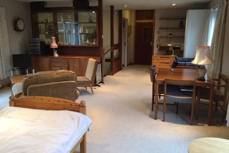 Self contained studio. Wheel chair access. - South Croydon - Appartement