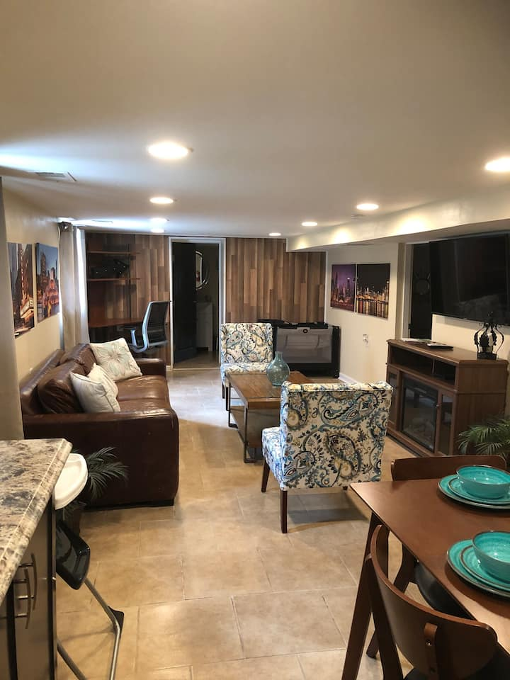 Cozy, spacious, yet simple 2 bedroom Garden Suite