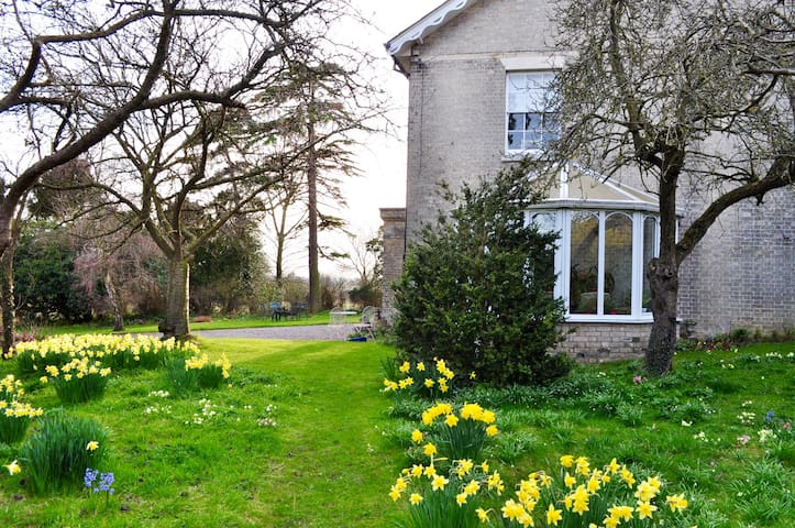 Stunning B&B with country views - Double bedroom 1