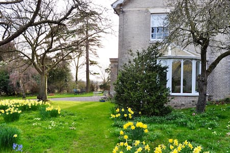 All 3 bedrooms - Stunning B&B with country views