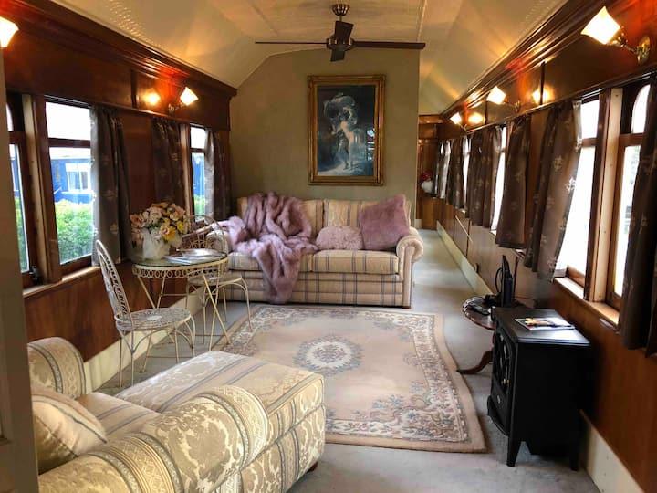 Royal  train carriage   Pokolbin