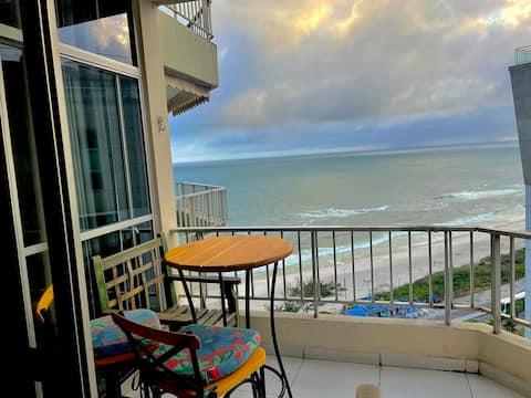Apart-hotel com Vista para o Mar