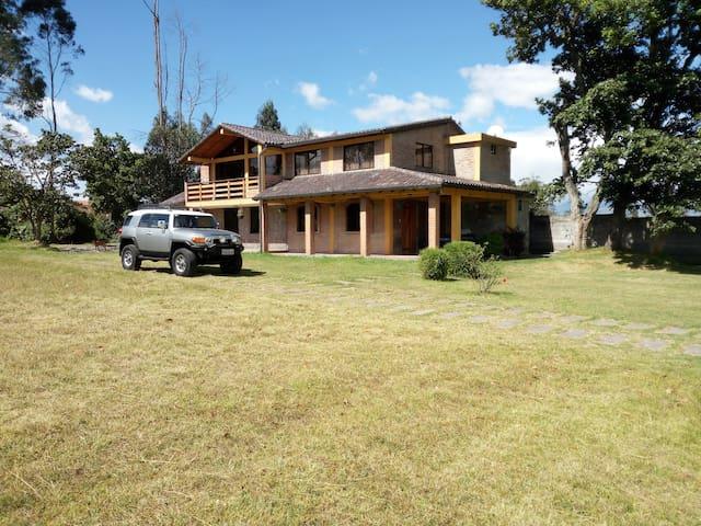 Casa de campo em Conocoto
