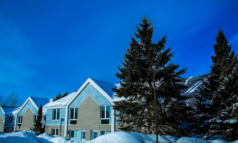 4 bedroom Villa at Mont-Ste-Anne with AC