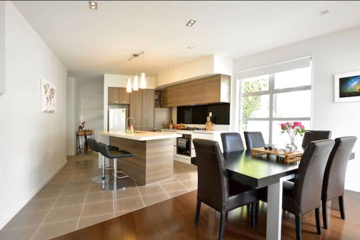 Ensuite in Parnell with parking - Auckland - Casa adossada