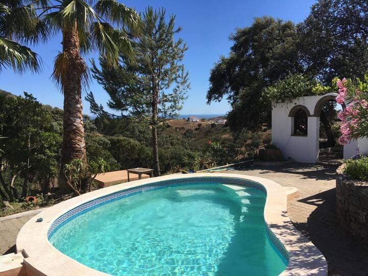 Casa Primavera - Moradia de 3 quartos e vista Mar