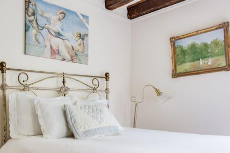 2 bedroom suite 1820 Farmhouse sleeps 4(NBR3) - Dom