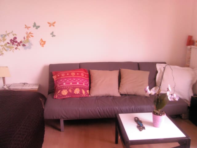 Sunny and lovely one bedroom - Le Perreux-sur-Marne - Apartamento