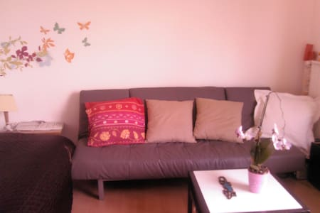 Sunny and lovely one bedroom - Le Perreux-sur-Marne - Wohnung