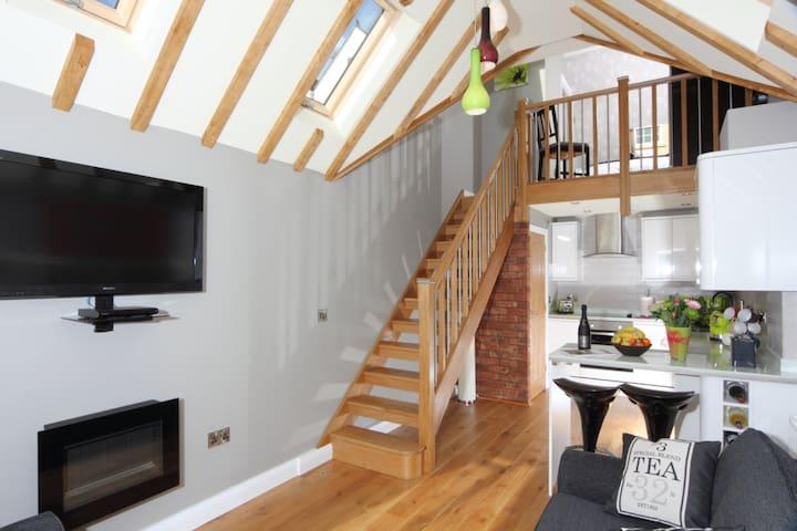 Walton - Fabulous modern apartment in Much Wenlock
