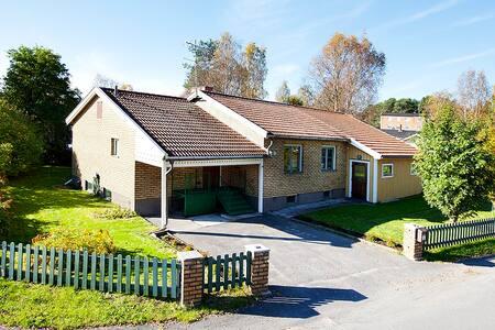 Sjarmerende bolig nært sommeraktiviter - Luleå