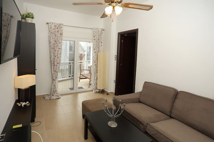 Seaside holiday flat at Thessalonica - Agia Triada - Agia Triada - Apartment