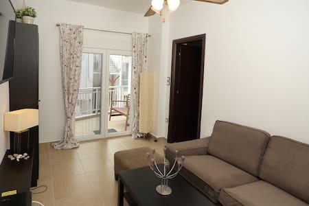 Seaside holiday flat at Thessalonica - Agia Triada - Agia Triada - Apartment