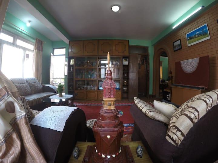 Chadani's home