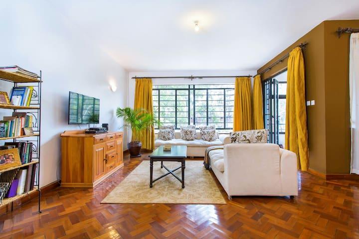 Bright Peaceful Apartment Westlands Nairobi