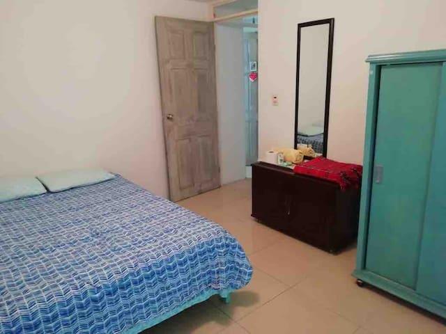 Nice bedroom in colonia Del Valle