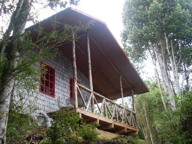 Chiloe, Cabaña la Pincoya