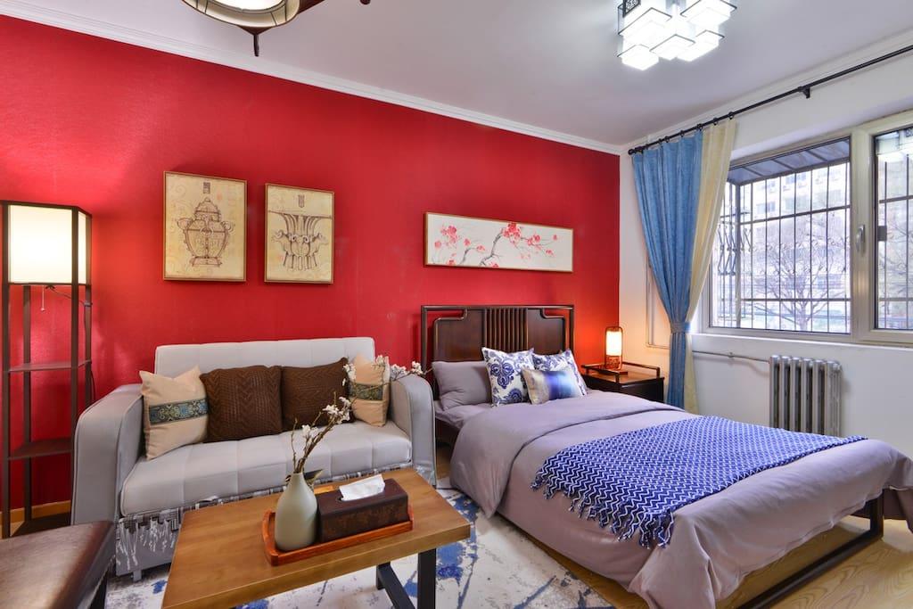 沙发床+1.5*2.0