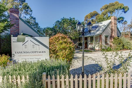 Tanunda Cottages - Tanunda