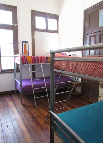 Excellent 4 Beds Mixed Dorm in Cerro Concepción