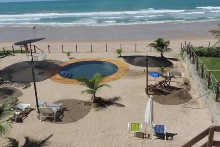 Flats beira mar Porto de Galinhas casa 2B - Porto de Galinhas - 公寓