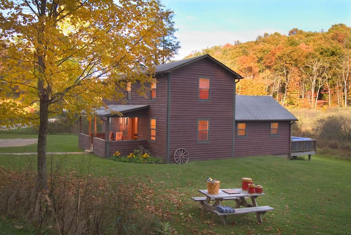 A Farm House (next to National Park)