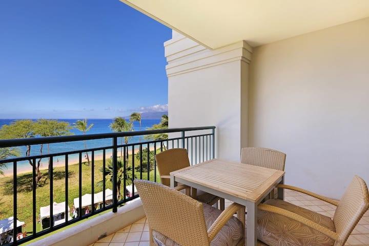 Westin Kaanapali Villas 2 BR Deluxe Oceanfront