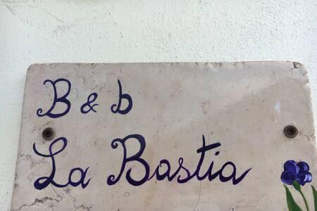 Bed&Breakfast La Bastia - camera matrimoniale 2 - Scilla