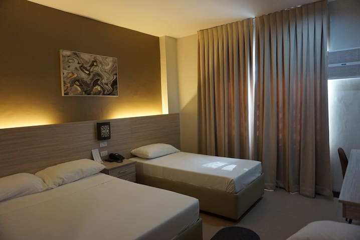 De luxe Room good for 3pax