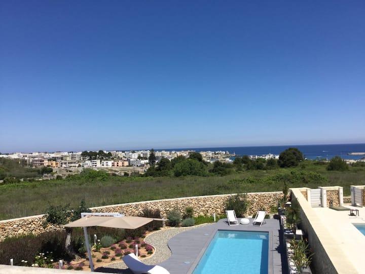 Splendida Villa Aurora Otranto