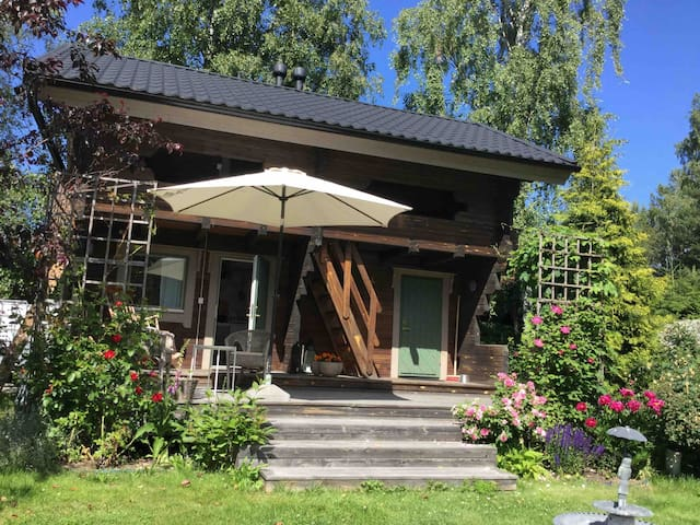 Lovely countryside cottage 5 km outside of Vaasa