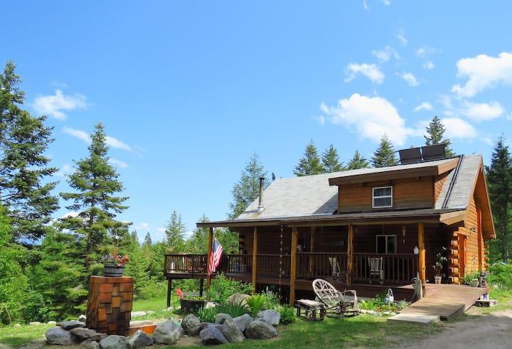 Quiet Cabin Rental near Flathead Lake