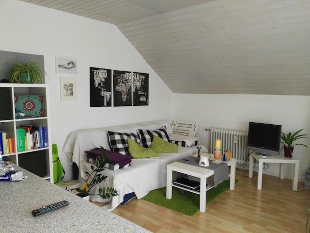 Klein aber fein - Filderstadt - Lägenhet